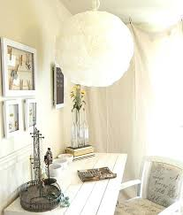 home office white. Wood Plank Desk Working Design For Your Home Office White Reclaimed E