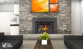 napoleon infrared x gas fireplace insert xir