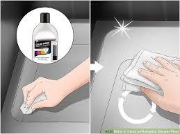 image titled clean a fiberglass shower floor step 11