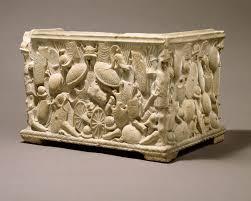 the r empire b c a d essay heilbrunn timeline   marble cinerary urn