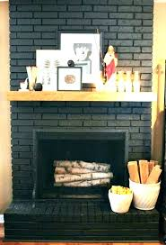 refacing brick fireplace ideas resurface a brick fireplace reface old brick fireplace fireplace decor best painted