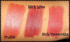 12 Avon Simply Pretty Lipstick Shades And Swatches