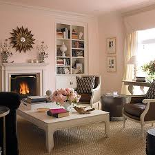 pink living room furniture. More Sophisticated Than Sweet Blush Pink Is Emerging As A New Neutral For Your Living Room Furniture R