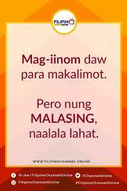 Pin By Ma Farah On Hugot Lines Tagalog Quotes Patama Patama