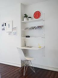 office wall mounted shelving. Contemporary Desk / Wall-mounted With Shelf - HOME OFFICE Office Wall Mounted Shelving
