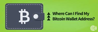 Where can i get a bitcoin address? Where Can I Find My Bitcoin Wallet Address Crypto News Au