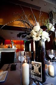 Art Deco Wedding Centerpieces 118 Best Art Deco Weddings Images On Pinterest Vintage Fashion