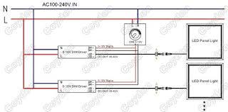 0 10v led panel light manufacturer, supplier, exporter 0-10v dimming troubleshooting at 0 10v Dimming Wiring Diagram