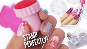 stamp your nails perfectly diy s tips tricks for nail art stamping you