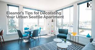 Eleanor's Tips For Decorating Your Seattle Studio Apartment Unique Decorating An Apartment Property