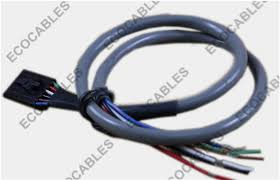 6p ul2464 electrical wire harness lock type connector multi core 6p ul2464 electrical wire harness lock type connector multi core cable