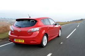 New Mazda3 priced from £14,995 in Britain - Ultimate Car Blog