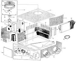 rheem ac parts. free rheem gas furnace parts diagram ac e