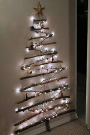 100 Christmas Ideas U0026 Recipes 2017  Christmas Party Planning Christmas Trees That Hang On The Wall