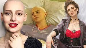 Naz Çağla Irmak, Demir Kadın Neslican filmi için saçlarını kazıttı