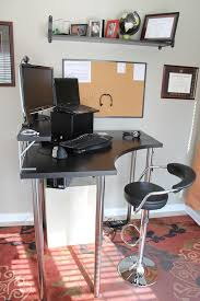 office desks for tall people. Tall Corner Computer Desks Office For People S