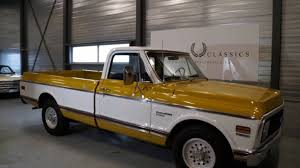 Chevrolet C20 Longbed 1972 - YouTube