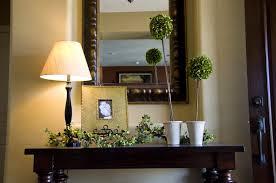 hallway table decor. Image Of: Hallway Table Decor Design