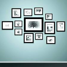 picture display ideas photo for walls best family wall photos on design reunion idea a gallery wall of family