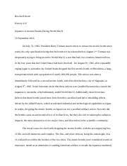 hist air power and modern warfare unc page course 4 pages atomic bomb essay
