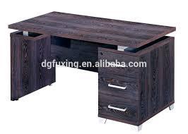 office computer table design. chipboard modern design furniture computer desk foldable laptop table office