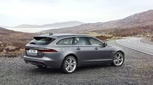 2018 Jaguar XF Sportbrake Review - Top Speed. »  Speed