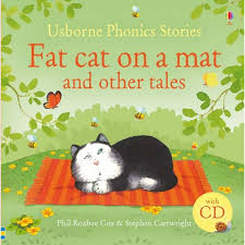 <b>Fat</b> Сat on a Mat and Other Tales with CD <b>Usborne</b> — купить в ...