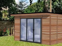 prefabricated garden office. 4m X 3m Prefabricated Garden Office E