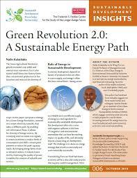 green revolution acirc clean energy environmental sustainability green revolution 2 0 a sustainable energy path