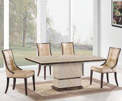 Marble Kitchen Table For Amida Marble Dining Table With Optional Dining Chairs Uk Delivery