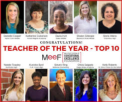semifinalists named for 2019 teacher of the year in muscogee county columbus ledger enquirer