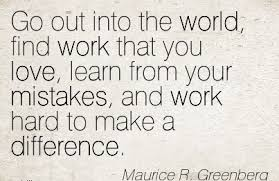 Making A Difference Quotes Mesmerizing Work Quotes Pictures And Work Quotes Images With Message 48