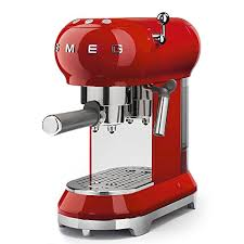 The smeg drip coffee maker is not the easiest to maintain since it often requires to make small adjustments and frequent descaling, both of which you get notified of on the led display. Smeg Ecf01 Espresso Coffee Machine Review