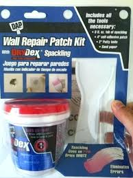 wall patch kit so i bought a repair kit you have to a kit wall