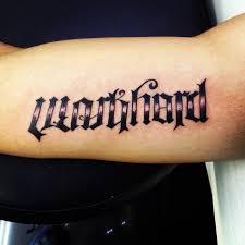 word tattoo designs. Wonderful Designs Ambigram Tattoo And Word Tattoo Designs R