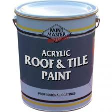 acrylic roof tile paint waterproof heavy duty exterior paint paintmaster