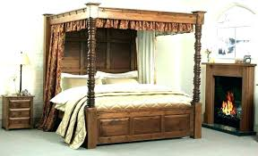 4 Post Bed Canopies 4 Poster Bed Canopy Canopy For Queen Four Poster ...