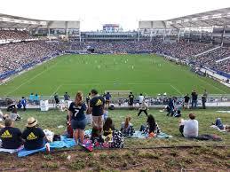 Stubhub Center La Galaxy Stadium Journey