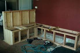 kitchen bench with backrest built in bench seat kitchen built in benches in kitchen built in