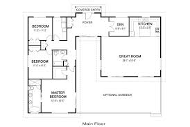 open floor plan cottage designs open concept cottage floor plans house plans naturals custom homes on