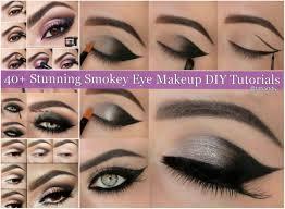 40 stunning y eye makeup diy tutorials roundup