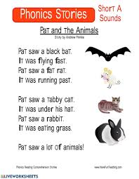 These free phonics worksheets explore the different ways that letters may sound. Phonics Reading Worksheet