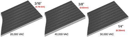 high voltage mat electrical safety matting