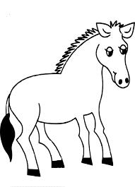 Dessin Zebre A Colorier Inspirant Concept Coloriage Zebre Sans