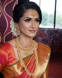 south indian bridal makeup is an unique