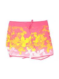 Details About Oakley Women Pink Board Shorts 13