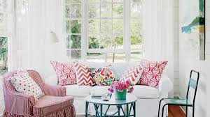 beach home interior design. Interesting Interior This Laidback Living Room Is The Definition Of Classic Beach Cottage Style  As One Intended Beach Home Interior Design A