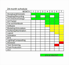 Shooting Schedule Sample Film Production Schedule Template Elegant Sample Shooting