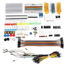 <b>ONEHP Electronic Components</b> Basic Entry Electronics Kit ...