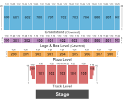 The York Fairgrounds Seating Chart York